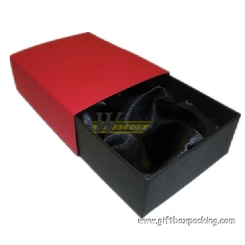 Customized Giftbox With Silk Insert