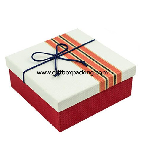 Cosmetic box for candy gift box jewelery packing